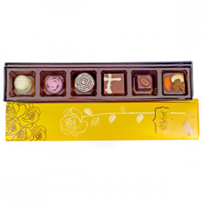 Velvet Fine Chocolates Divine Box
