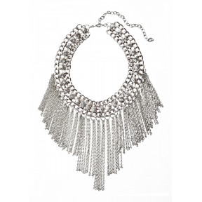 Boho Tassel Statement Necklace