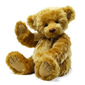 Gund Lesley Beige Bear 16 Inches