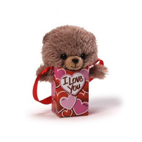 Gund Pookie Pockets - I Love Mum