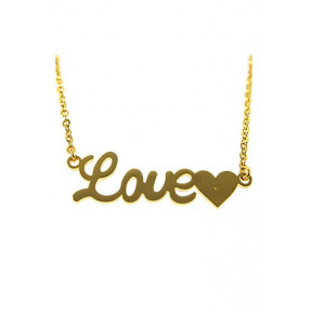 True Love Stainless Steel Necklace