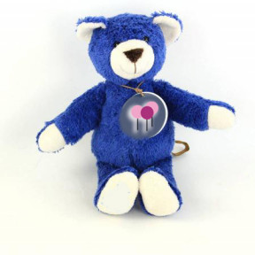 My Irish Teddy Blue