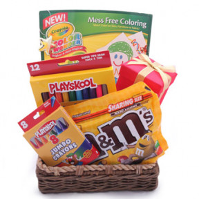 Wonder and Joy Kids Basket