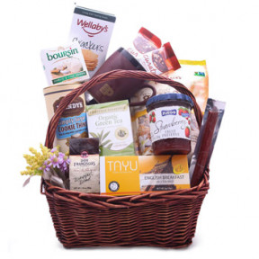 Thoughtful Treats Gift Basket