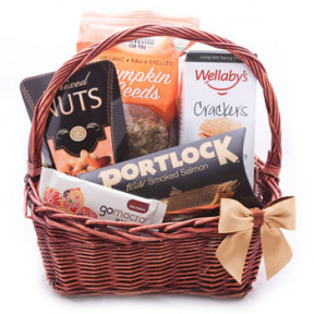 Take the Trails Gift Basket