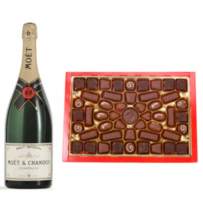 Moet and Chocolate