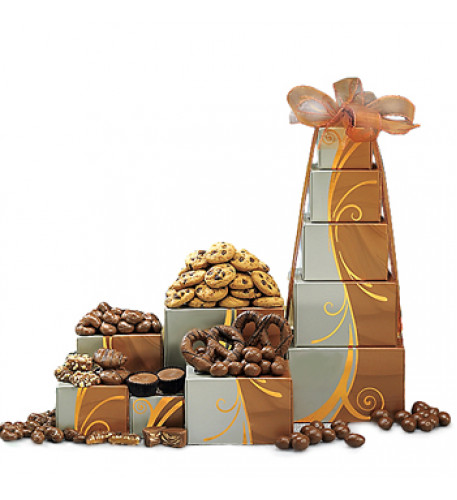 Chocolate Tower