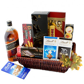 Walk of Joy Gift Basket