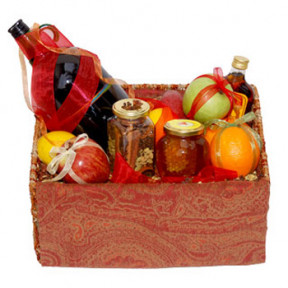 Mulled Wine Basket