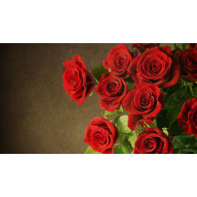 Freedom - Red Rose Bouquet Flower Delivery (Large)