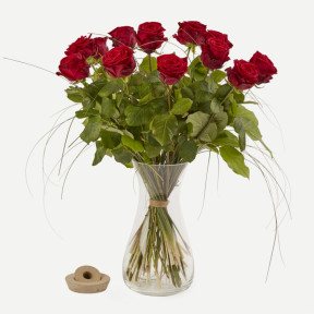 Romantic Red Roses (Small)