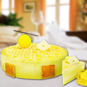 D24 Premium Durian Cake 1.2 Kg  Best Seller