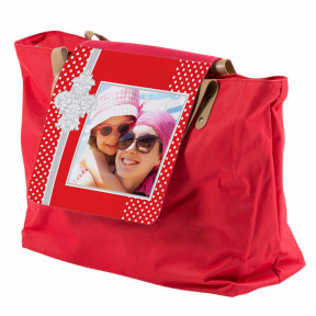 Shopping Bag (red)