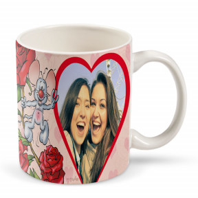 Doodles - Photo Mug