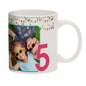 Photo Mug - Birthday