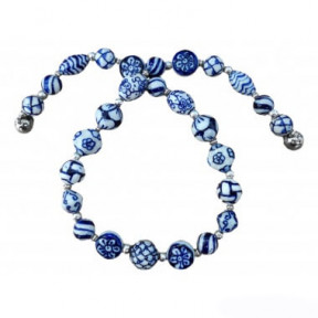 Necklace Delft blue A211