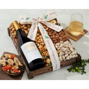 Cliffside Cabernet And Mixed Nuts