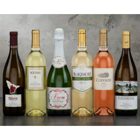 Sparkling and White Wine Collection