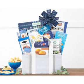 Thanks a Million Gourmet Gift Basket
