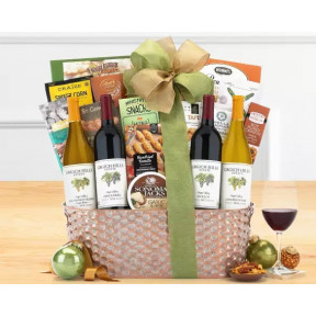Grgich Hills Napa Valley Selection Wine Basket