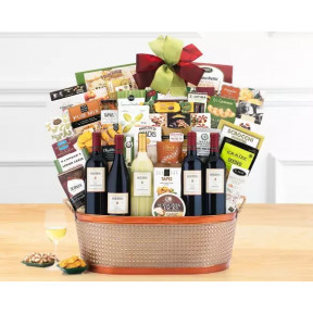 Houdini Napa Valley Collection Gift Basket