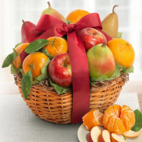 All The Best Fruit Basket