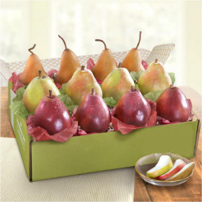 Pears To Compare Ultimate Fruit Gift