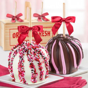 Love Chocolate Covered Caramel Apples