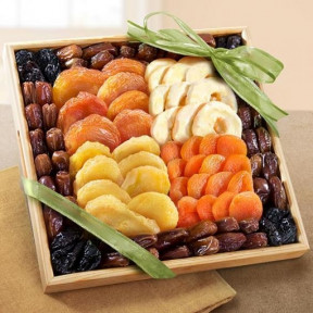Mosaic Dried Fruit Tray