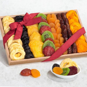 Simply Dried Fruit Gift Tray