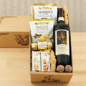 Vino Italiano Red Wine Gift Box - 1