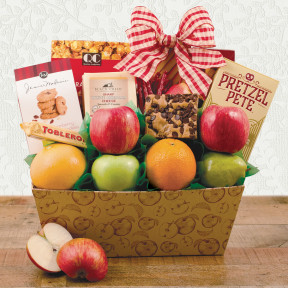 Nature's Bounty Fruit Gift Basket