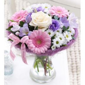 12 Mixed Flowers Bouquet
