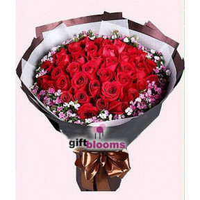 I Love You Bouquet to Macau