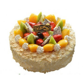 Fruits Cake to Hong Kong