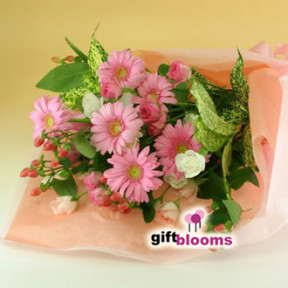 Bouquet of Mix Flower to Japan