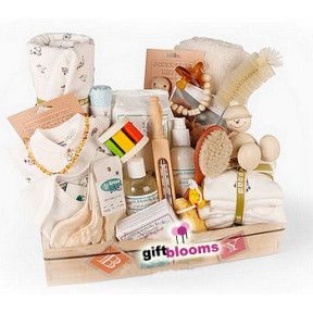 Blessed Baby Exclusive Gift Basket to Japan