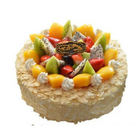 Fruits Cake to Macau