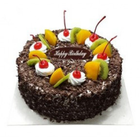 Black Forest Cake to Macau