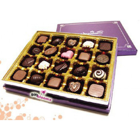 20 pcs Hand Made Chocolate Gift Box to South Korea