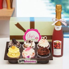 Gigi's Cup Cakes & Fruit Wine to South Korea