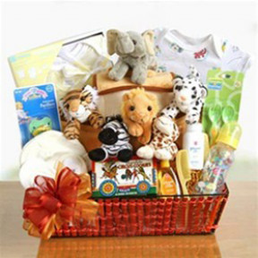 Blessed Baby Exclusive Gift Basket