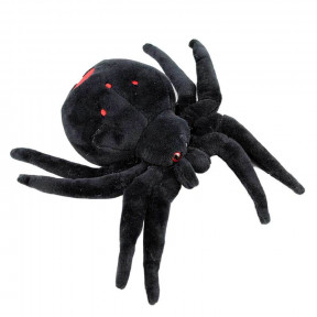 Red Back Spider Stuffed Animal 20Cm Elka Australia