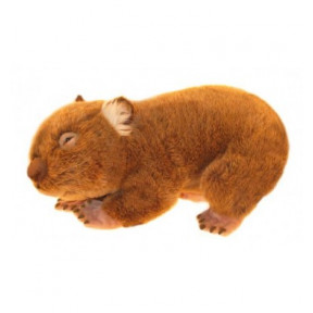 Wombat Georgina plush toy by Bocchetta Plush Toys