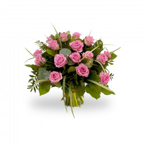 Boquet of pink roses