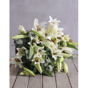 Lovely Lilies (10 Stems)