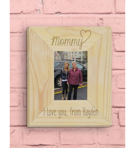 Personalised Mommy Photo Frame