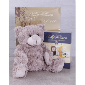 Teddy and Sally Williams Chocolate Gift