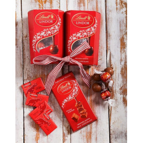 Lindt Chocolate Assorted Hamper (Small)