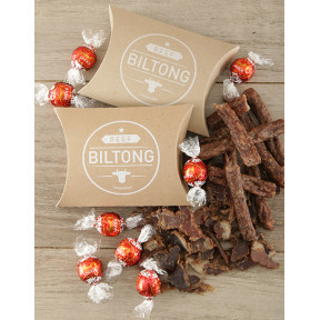 Biltong and Chocs Treat Box